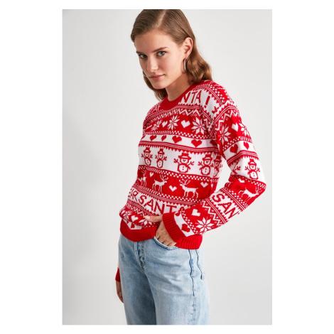 Dámský svetr Trendyol Christmas