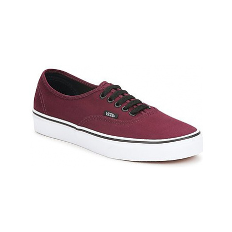 Vans AUTHENTIC Fialová
