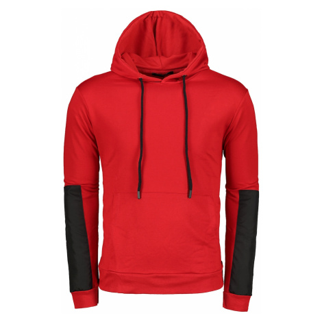 Trendyol Red Male Regular Fit Sweatshirt