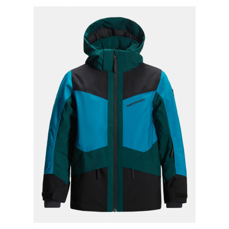 Bunda Peak Performance Jr Grav J Active Ski Jacket - Modrá