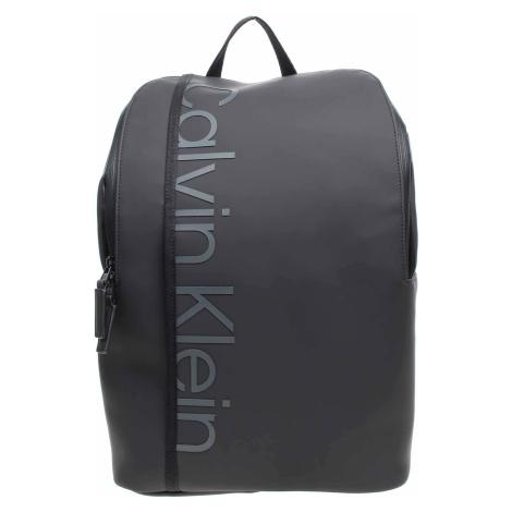 Calvin Klein pánský batoh K50K507322 BAX Ck black