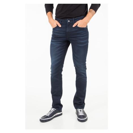 Guess GUESS pánské tmavě modré džíny