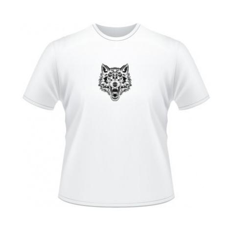 Pánské tričko SuperStar Vlk