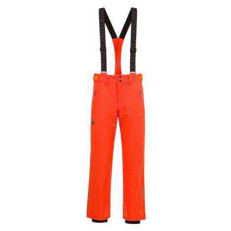 Lyžařské kalhoty Descente ROSCOE oranžová