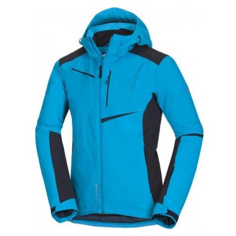 Northfinder BOOKER modrá - Pánská lyžařská bunda