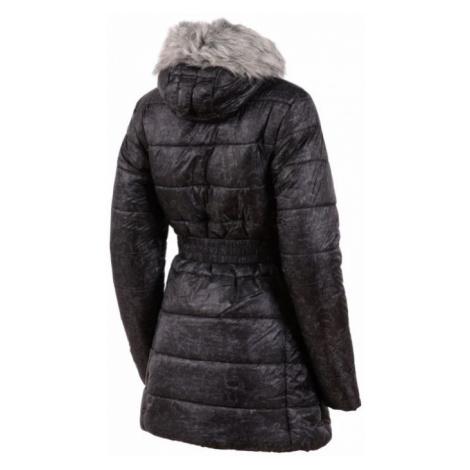 ALPINE PRO BETHA Dámský kabát LCTK055990GL černá