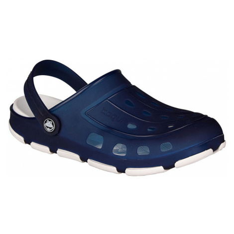 COQUI JUMPER FLUO Dámské sandály 6362-363 Navy/White