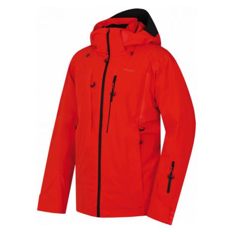 Pánská bunda HUSKY Montry M výrazná cihlová