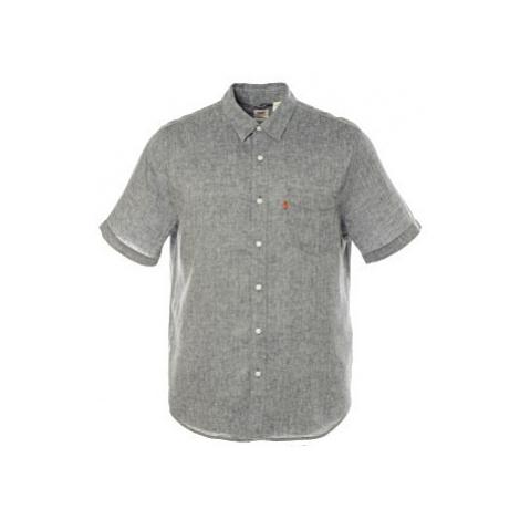 Košile Levi´s® Sunset pánská šedá