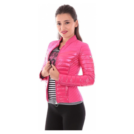 Guess dámská růžová bunda