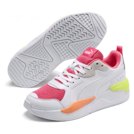 Puma X-RAY GAME bílá - Pánská volnočasová obuv