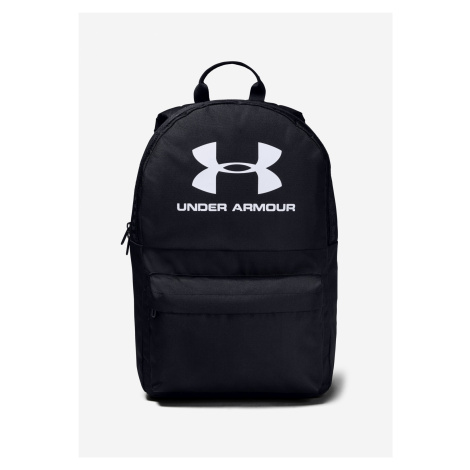Batoh Under Armour Loudon Backpack-Blk Černá