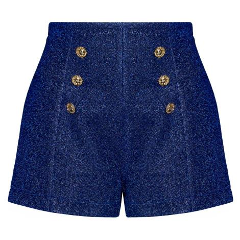 Modré šortky CHIARA FERRAGNI