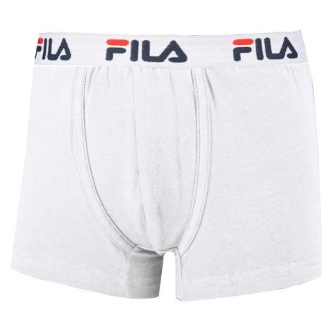 Chlapecké boxerky Fila bílé (FU1000-300)