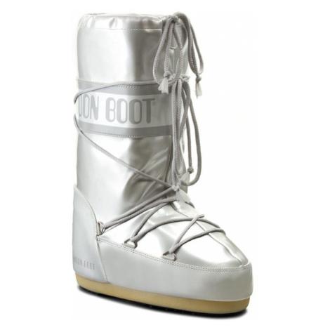 Sněhule MOON BOOT - Vinile Met. 14021400002 Bianco D