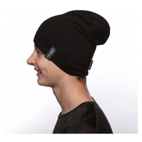 Bavlněná čepice Sherpa PAMIR - černá