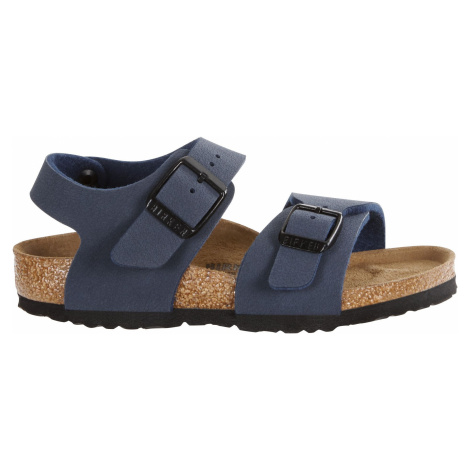 New York Kids BF Nubuck Navy Birkenstock