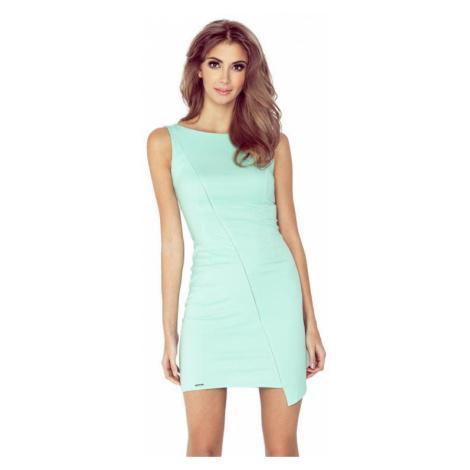 Dámské šaty Morimia 004-3 | světle zelená