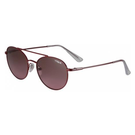 VOGUE Eyewear Sluneční brýle krvavě červená