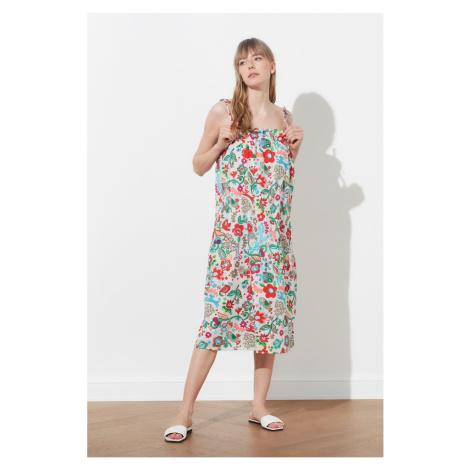 Trendyol Multicolored Strap Dress