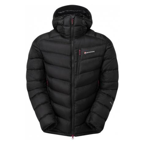 Montane péřová bunda Anti-Freeze JKT, černá