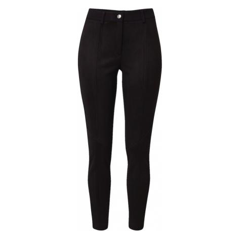 MORE & MORE Kalhoty černá