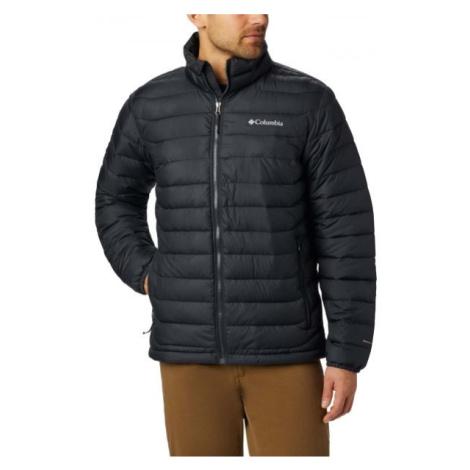 Columbia POWDER LITE JACKET černá - Pánská zimní bunda