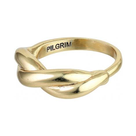 Pilgrim Prsten 'Skuld' zlatá