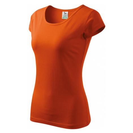 Malfini Pure 150 Dámské triko 12211 oranžová