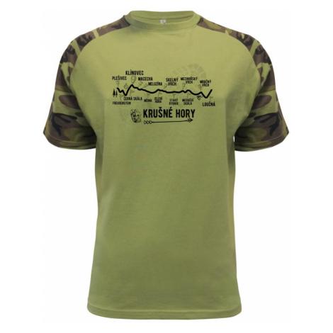 Profil Krušných hor - Raglan Military