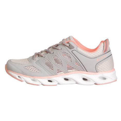 Sportovní obuv Alpine Pro LEWE - světle šedá