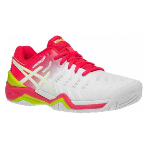 Tenisové boty Asics Gel Resolution 7 Clay GS Jr