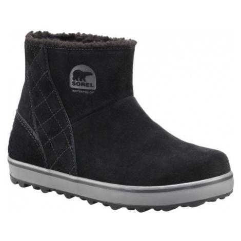Sorel GLACY SHORT černá - Dámská zimní obuv