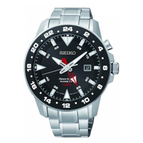 SEIKO SPORTURA KINETIC SUN015P1, Pánské náramkové hodinky