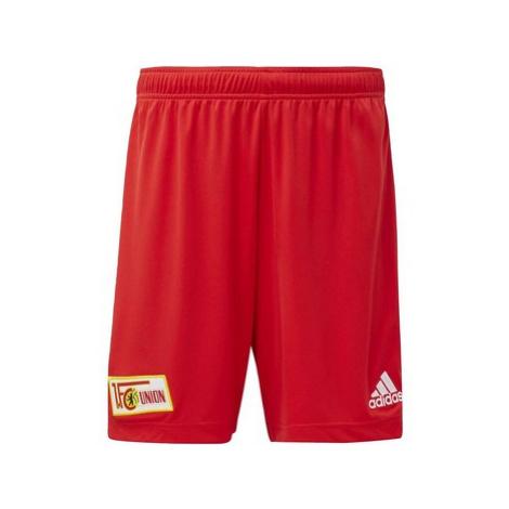 Adidas Domácí šortky 1. FC Union Berlin 20/21 Červená
