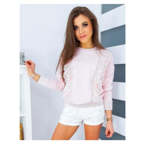 CORMIN women's sweatshirt pink BY0341 DStreet