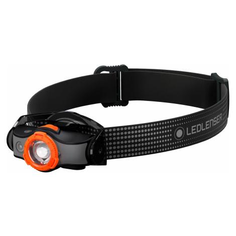 Čelovka LedLenser MH5 - černá/oranžová