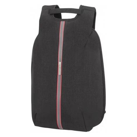 """Samsonite Securipak S Laptop Backpack 14.1"""" Black Steel"""