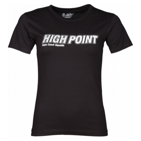 Triko High Point HIGH POINT Lady T-shirt black