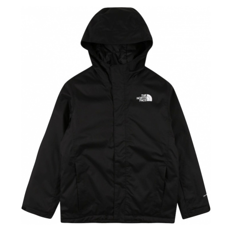 THE NORTH FACE Outdoorová bunda 'Snowquest' černá / bílá