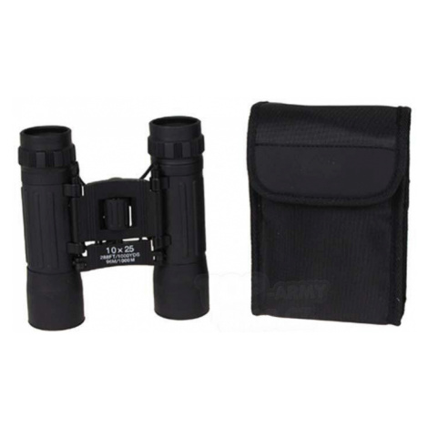 Binokulární kapesní dalekohled MFH® univerzální 10x 25 - černý Max Fuchs