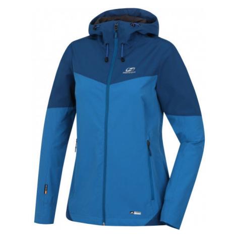 Hannah SUZZY modrá - Dámská softshellová bunda