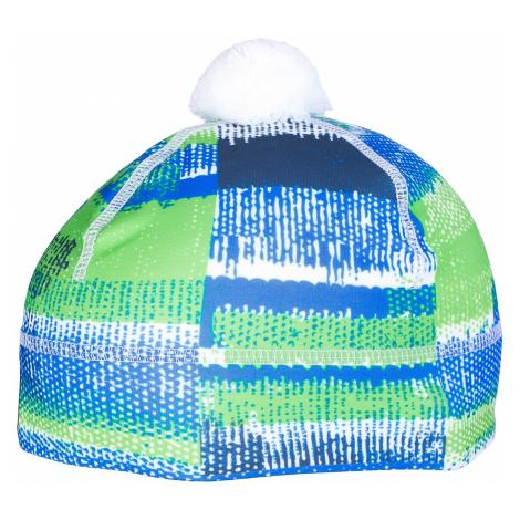 Dětská čepice Alpine Pro POLLY - modrá