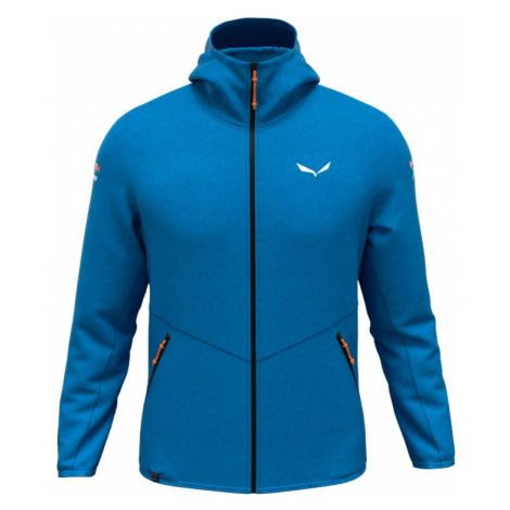 Pánská bunda Salewa X-Alps Cloisonne Blue