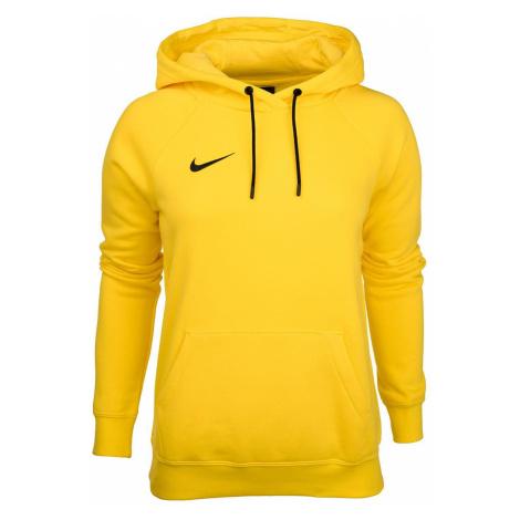 Dámská mikina Nike Park 20 Žlutá / Černá
