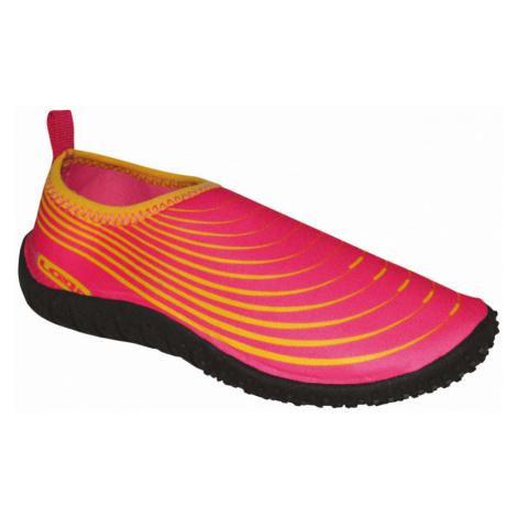 LOAP TESENA KID Dětské boty do vody GSU1846J33C růžová