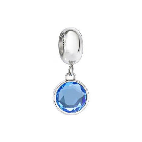 Morellato Ocelový přívěsek s modrým krystalem Drops SCZ918