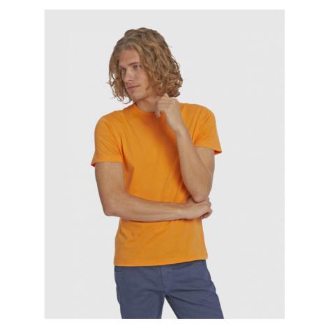 Tričko La Martina Man T-Shirt S/S Jersey - Oranžová