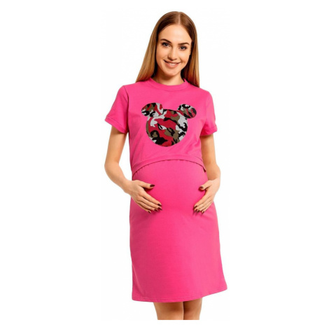 PeeKaBoo Kojicí noční košile Majka růžová