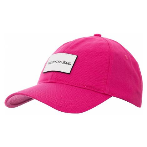 Calvin Klein dámská růžová kšiltovka